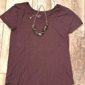 Loft necklace (with or w/o Tshirt)